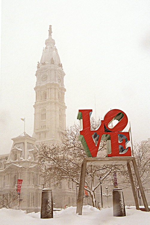 City Of Brotherly Love, Philadelphia, Pa. Photographs of Philadelphia by Armond Scavo
